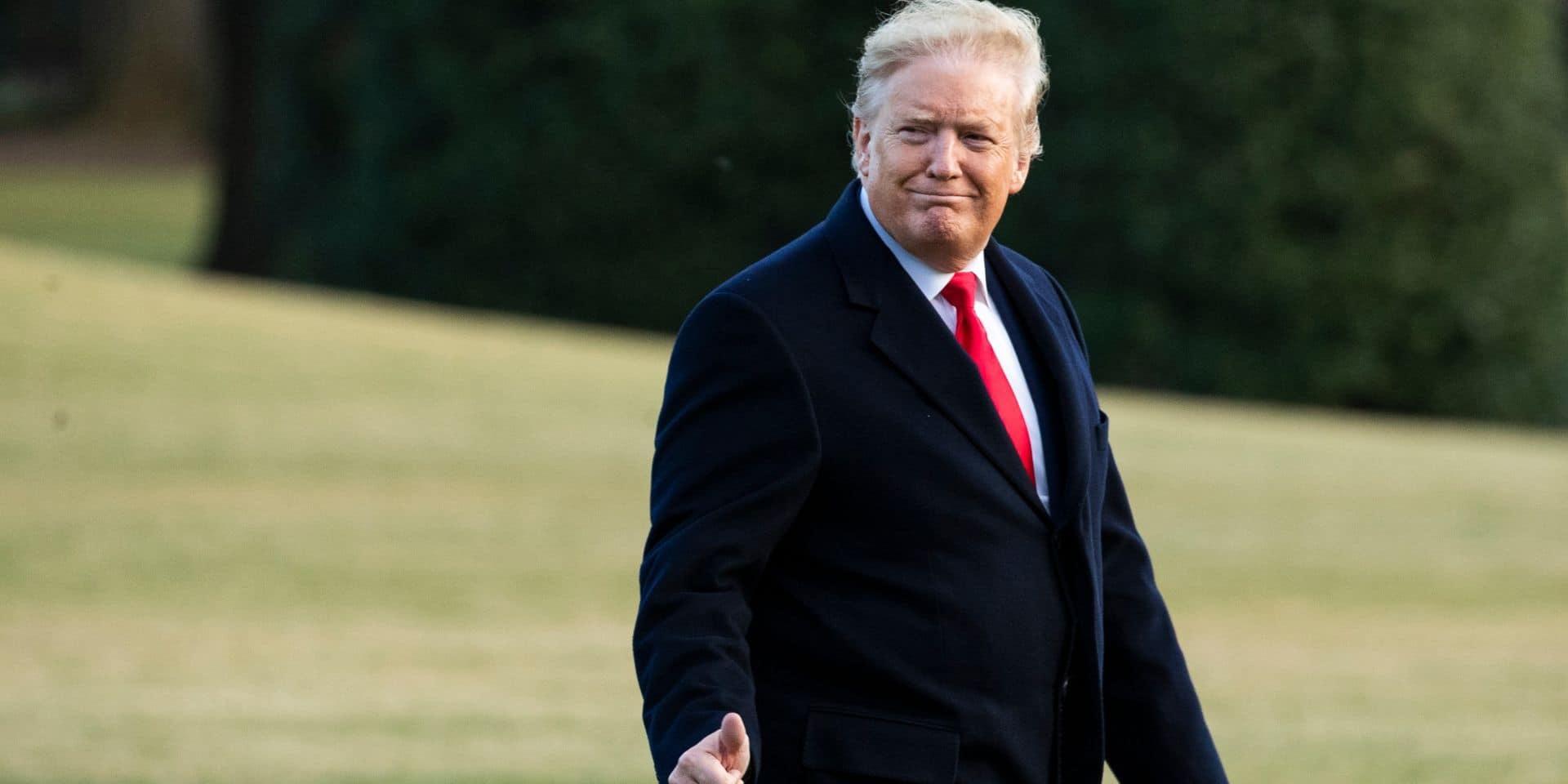 """Acquitté, Donald Trump fait le ménage dans ses rangs: """"L'homme le plus puissant au monde se venge"""""""