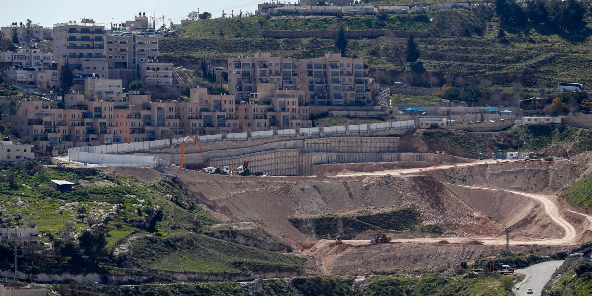 Conflit israélo-palestinien : les Européens pressent Israël de cesser d'accroître ses colonies