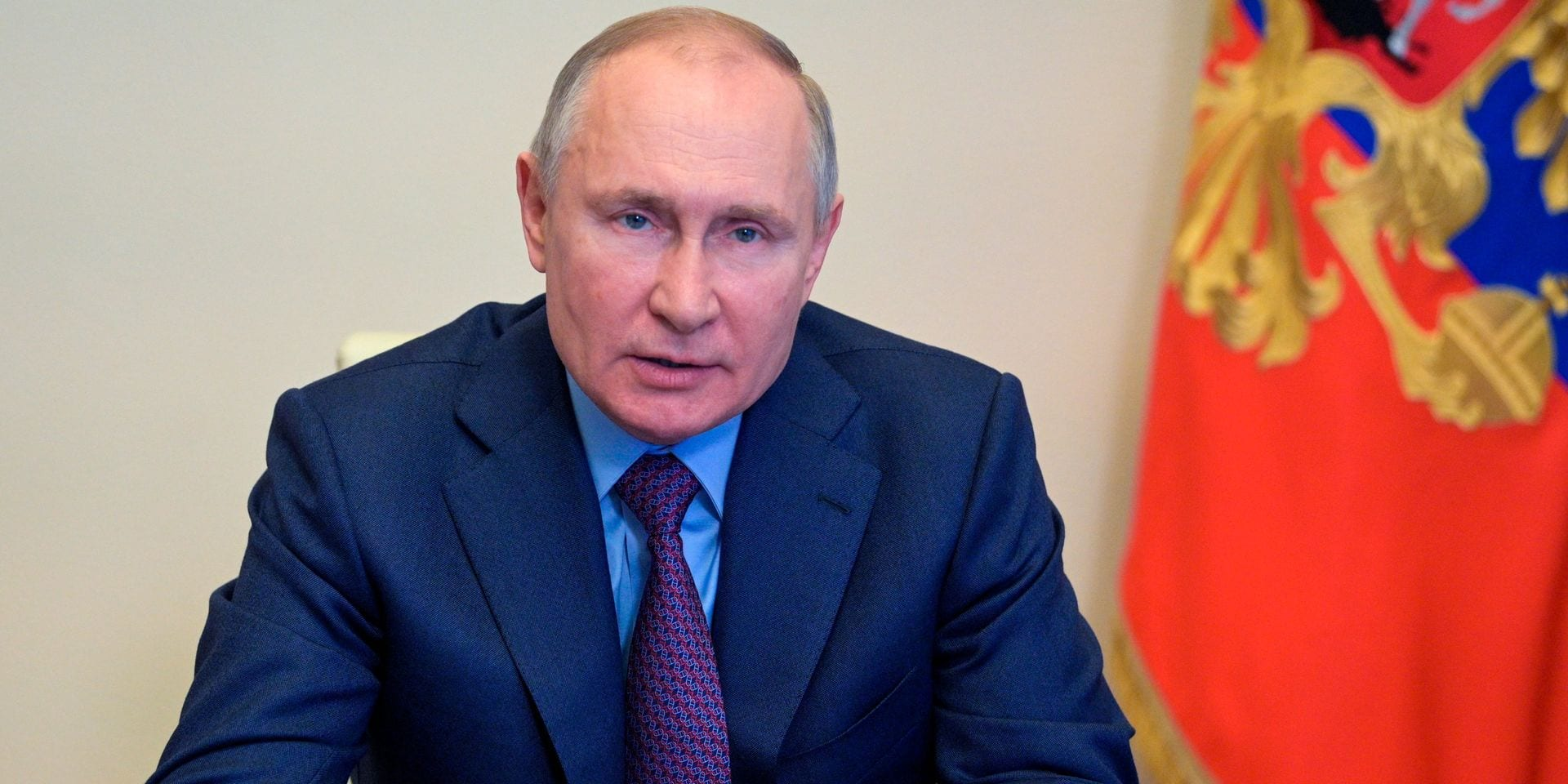 Poutine participera par visioconférence au sommet international sur le climat