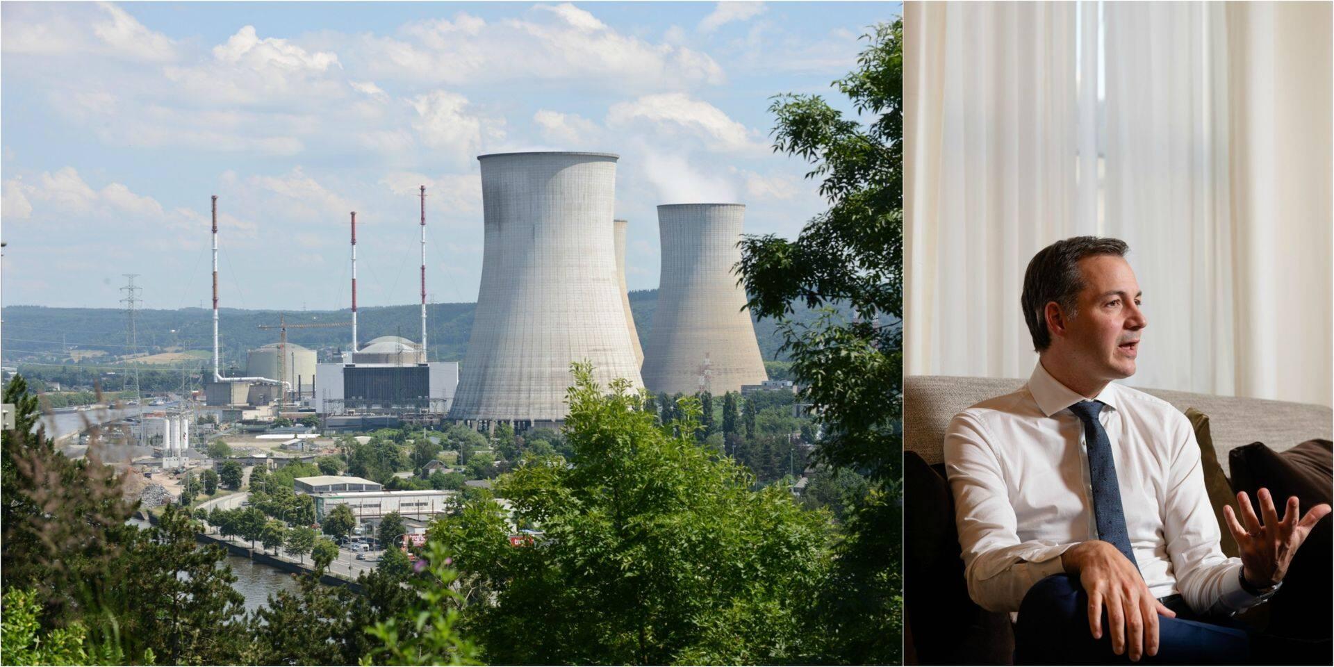 """Sortie du nucléaire : """"Il faut sortir de l'intox politique et en revenir aux faits"""""""