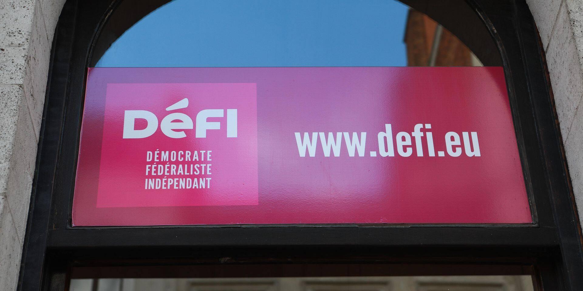 L'État belge condamné à verser une dotation de... 183.627 euros à Défi