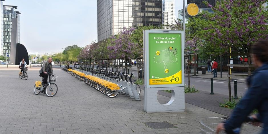 Les nouveaux Villo! électriques arrivent le 29 novembre à Bruxelles