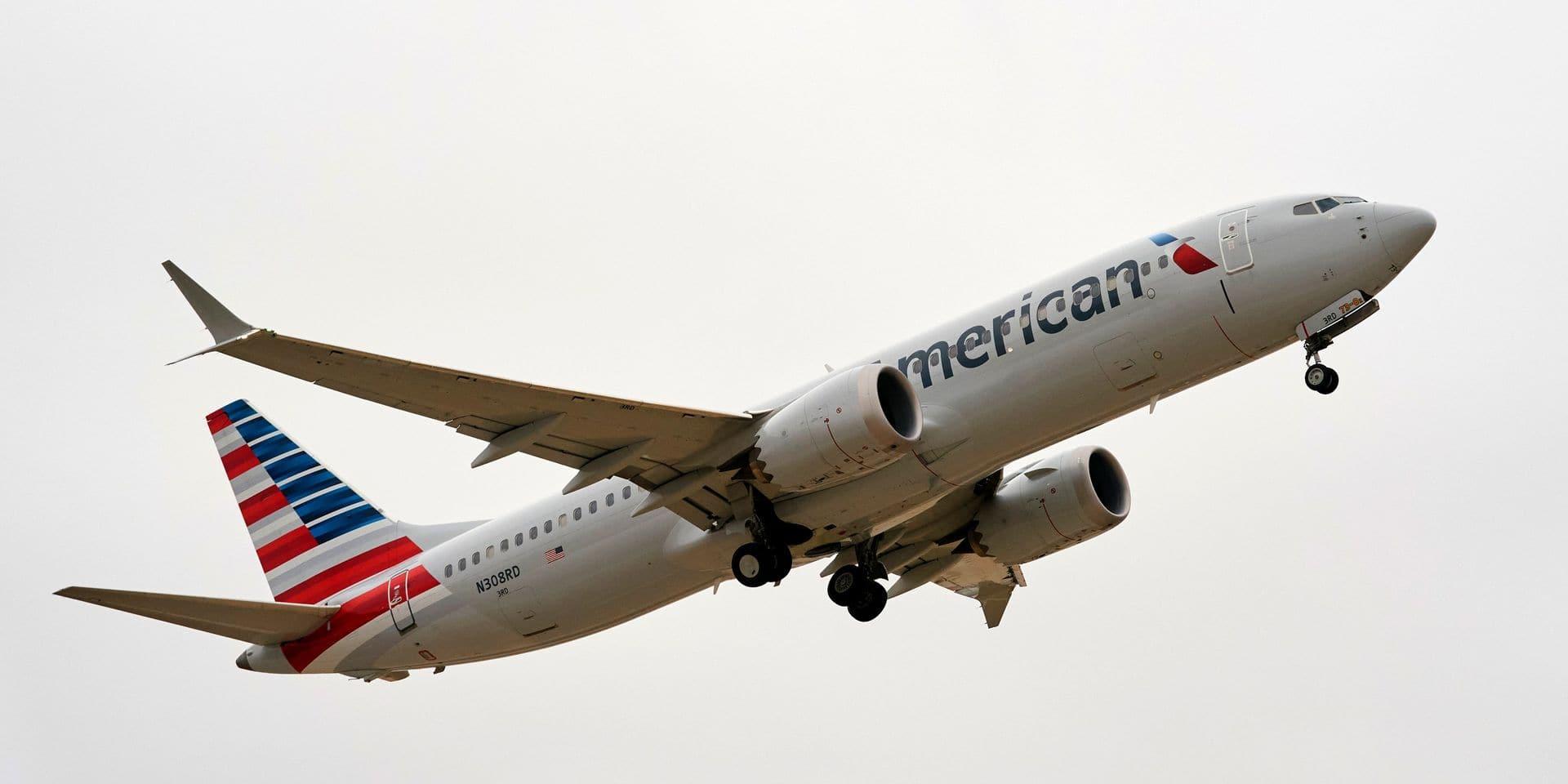 Un autre vol commercial de 737 MAX avait eu lieu au Brésil le 9 décembre 2020.
