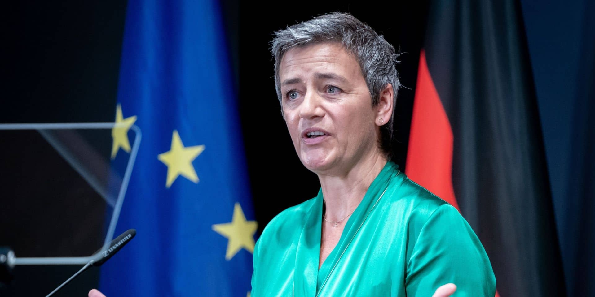 """UE: """"Le temps est venu d'actualiser"""" les règles de la concurrence"""