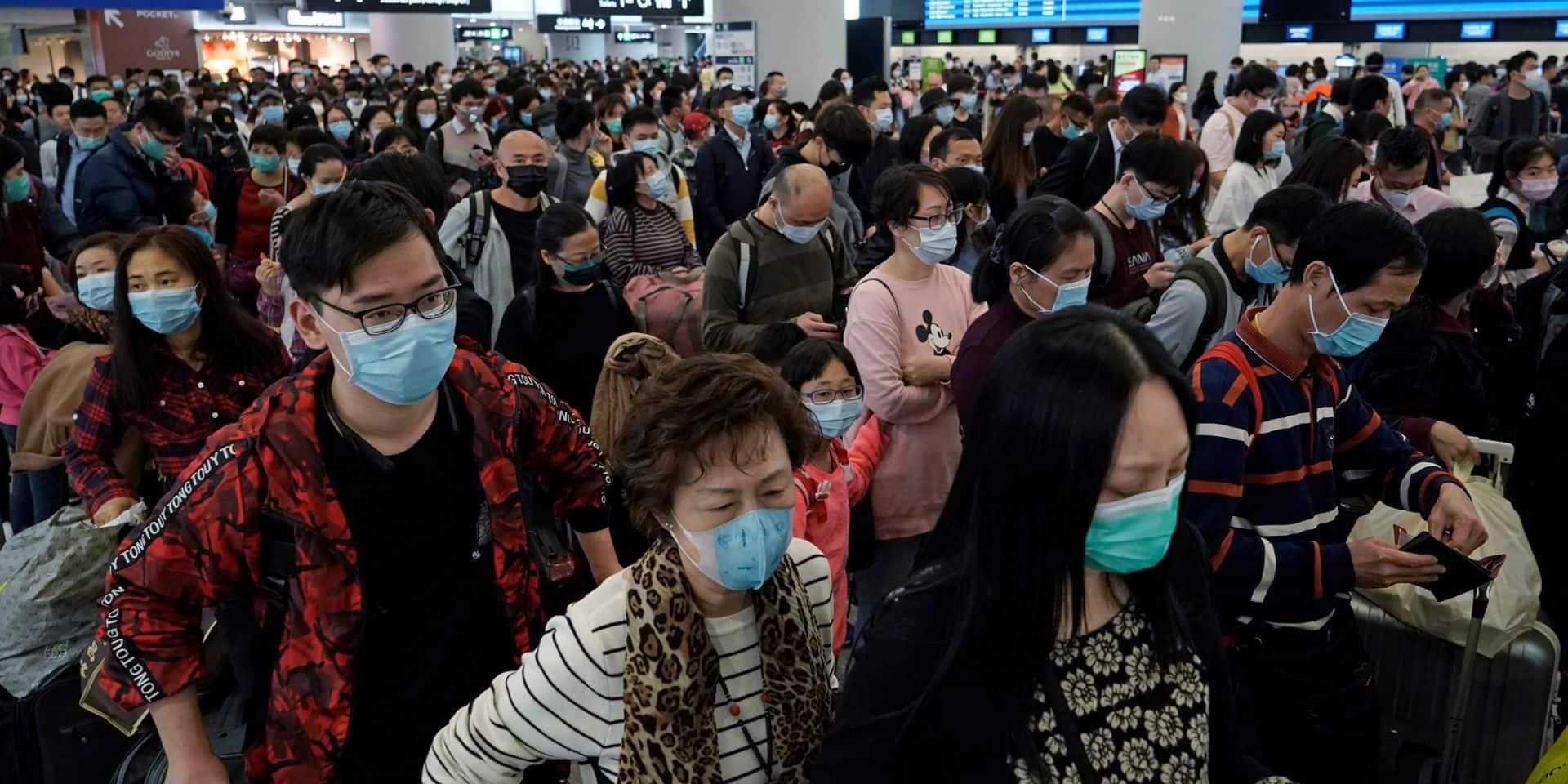 Coronavirus : le nombre de Belges dans les régions touchées par l'épidémie ramené à trois