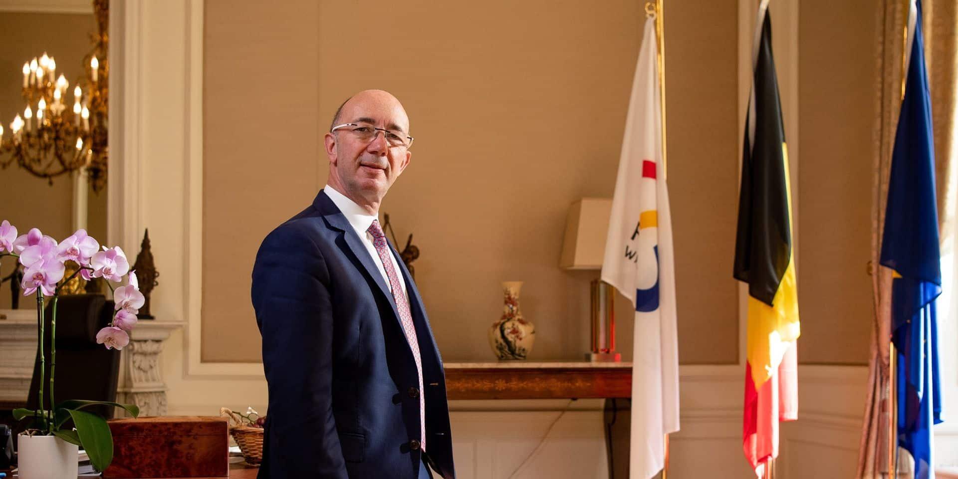 """Rudy Demotte quitte la politique communale à Tournai: """"Je tenterai de servir la ville par d'autres moyens"""""""