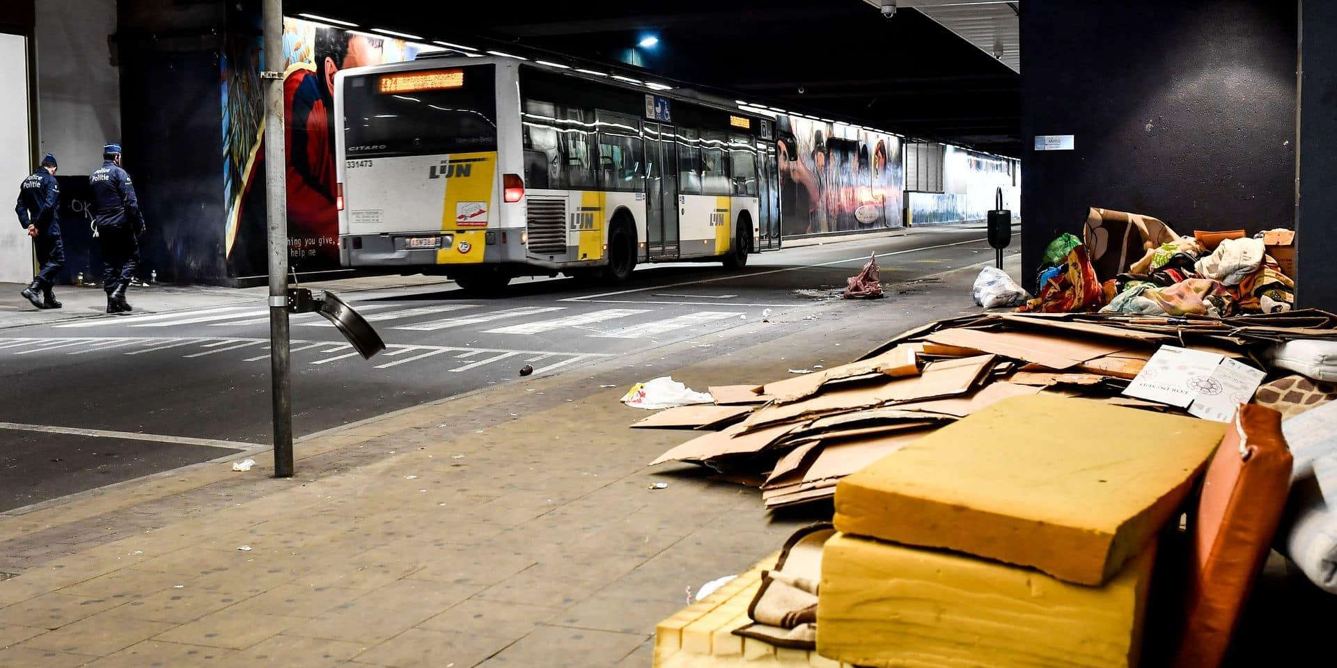 Gare du Nord: De Lijn fait marche arrière