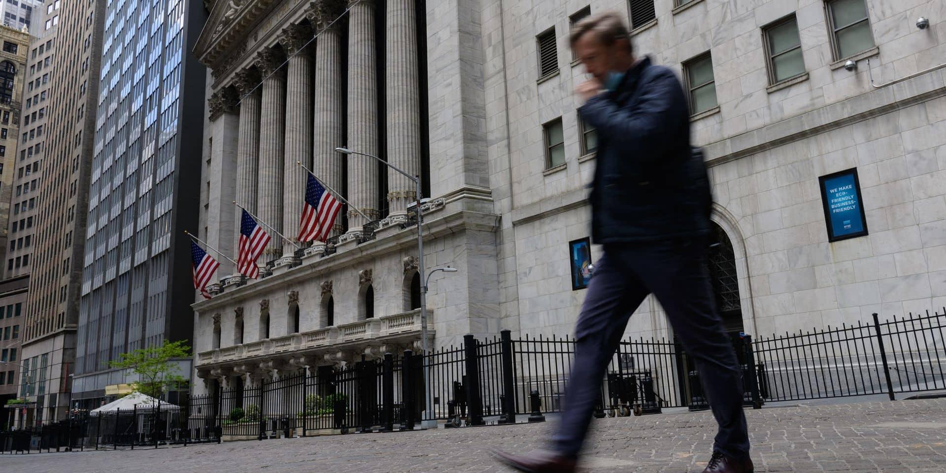 Wall Street entame la semaine sur un ton optimiste