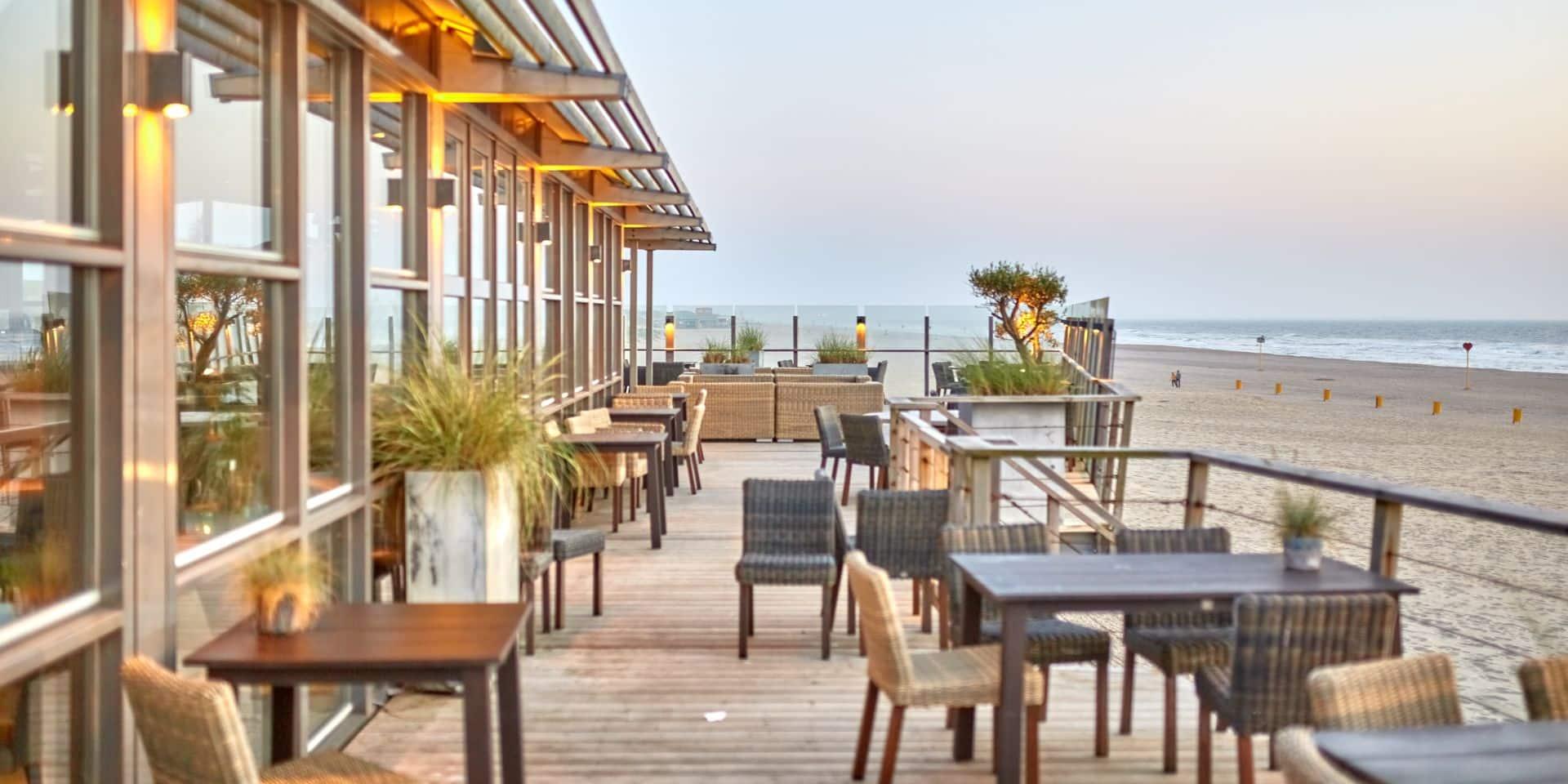 4 tables remarquables à Knokke