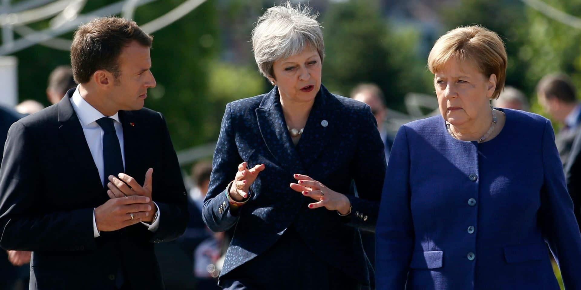 Brexit: Emmanuel Macron lance un ultimatum au Royaume-Uni