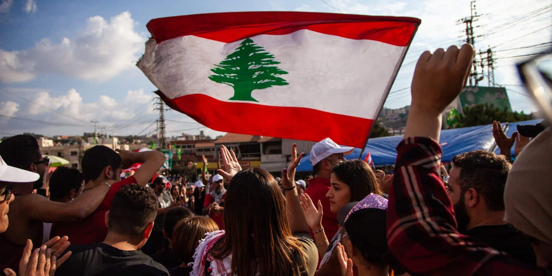 Malgré le coronavirus, les manifestations antipouvoir continuent au Liban