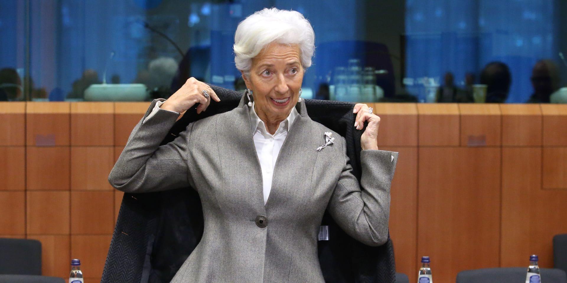 Taux, prêts aux PME, QE: la potion anti-coronavirus attendue de la BCE