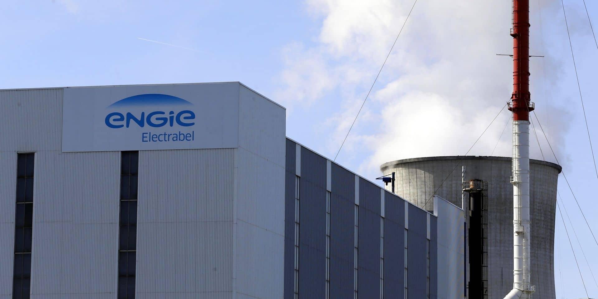 Engie presse le gouvernement belge de prendre une décision sur le nucléaire