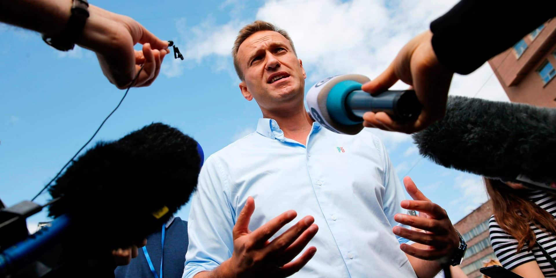 """Moscou dénonce les """"accusations infondées et ultimatums"""" allemands dans l'affaire Navalny"""
