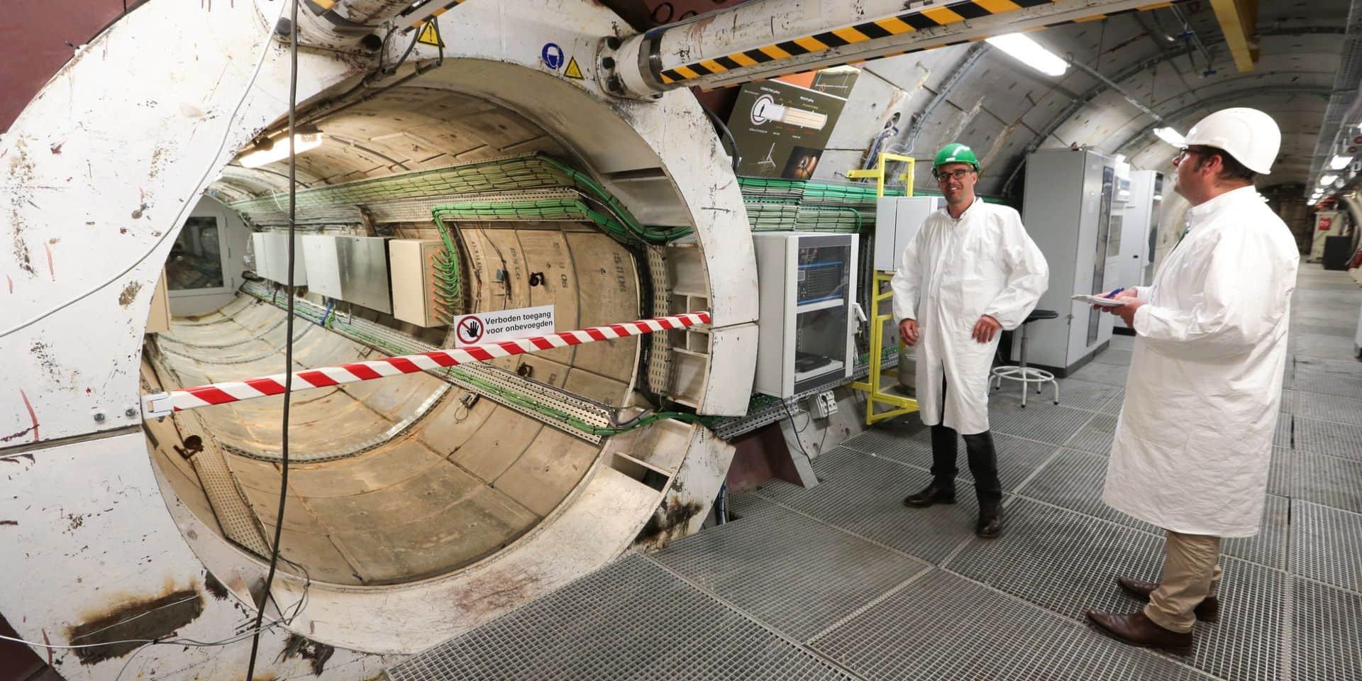 Des déchets radioactifs bientôt enfouis en Brabant wallon?