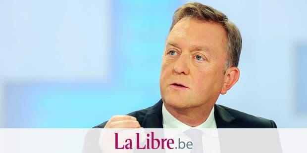 Marc-Jean Ghyssels - Mayor of Forest and Brussels deputy Ils est bourgmestre de Forest et depute regional bruxellois Credit: JMQuinet/Reporters Reporters / QUINET
