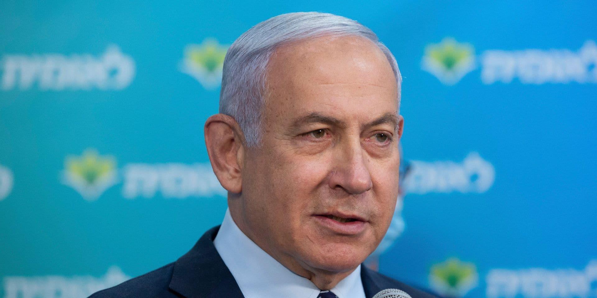 Le Premier ministre israélien se met en scène dans une vidéo de sensibilisation pour la vaccination