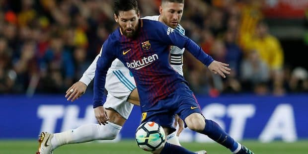 Espagne: le Barça se heurte au Real 2-2 mais reste invaincu - La Libre