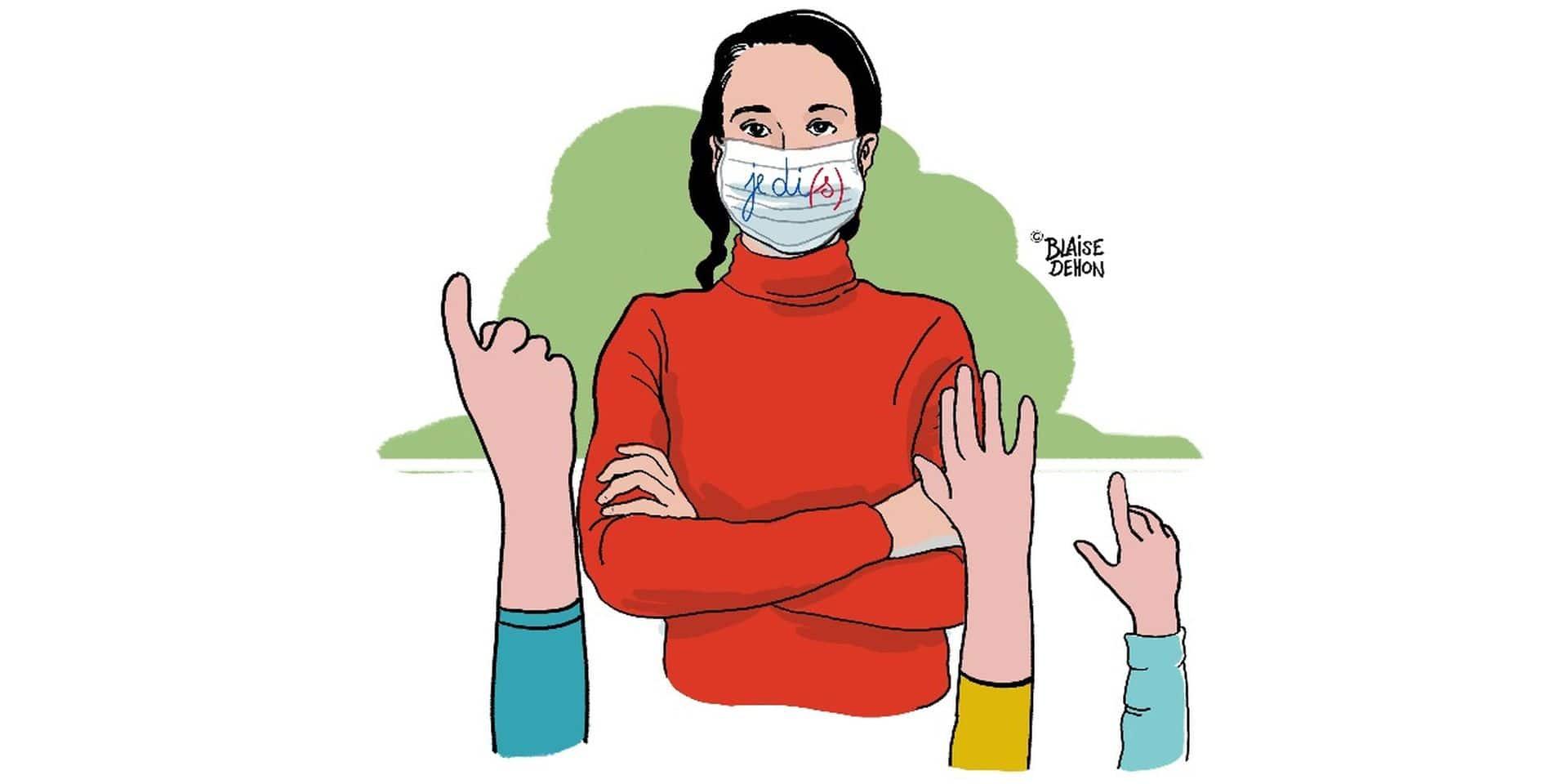 Enseignement : le remède, à savoir le masque, est-il pire que le mal ?