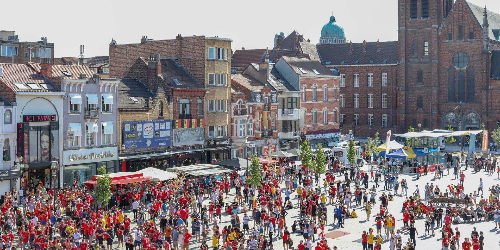 C'est décidé : pas d'écrans géants à Bruxelles avant le 30 juin minimum