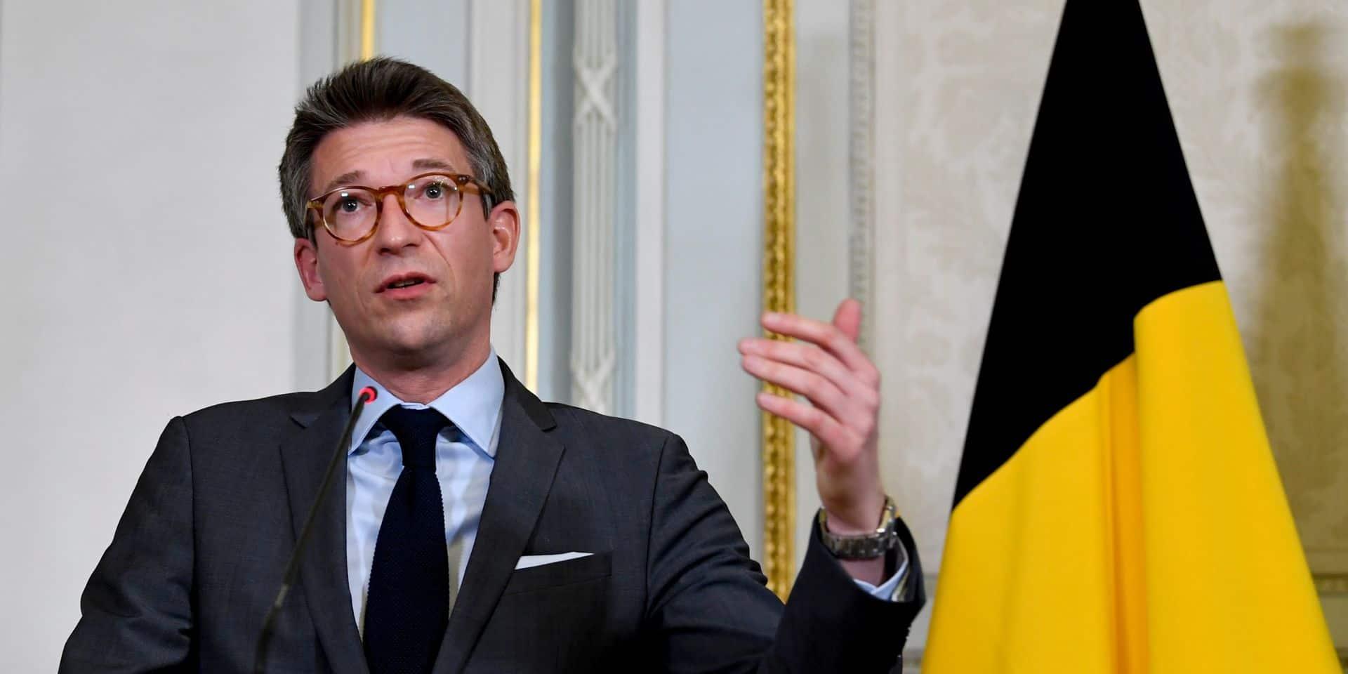 Négociations salariales: Dermagne veut laisser du temps à la concertation