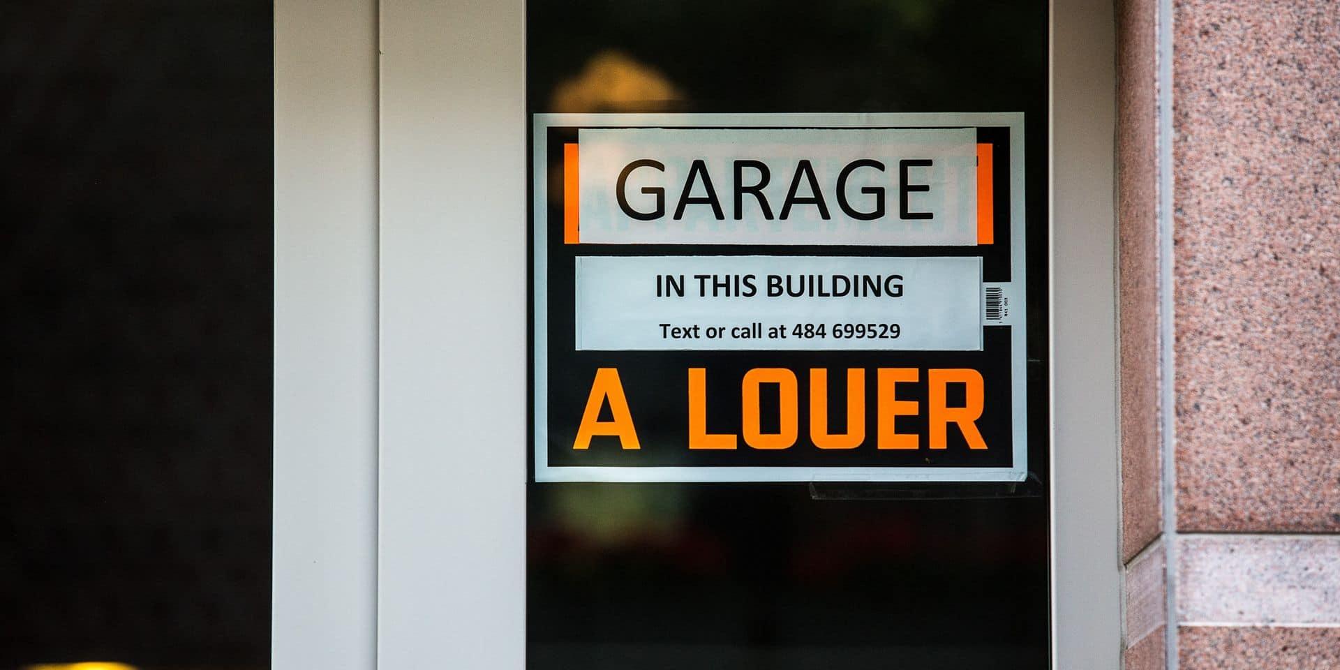 57.700 euros, le prix moyen pour un garage à Knokke-Heist