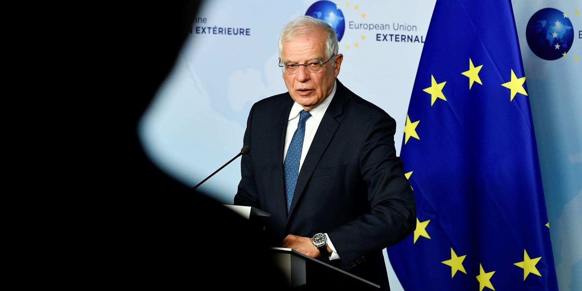 """L'Union européenne appelle Ankara à cesser """"immédiatement"""" ses recherches de gaz"""