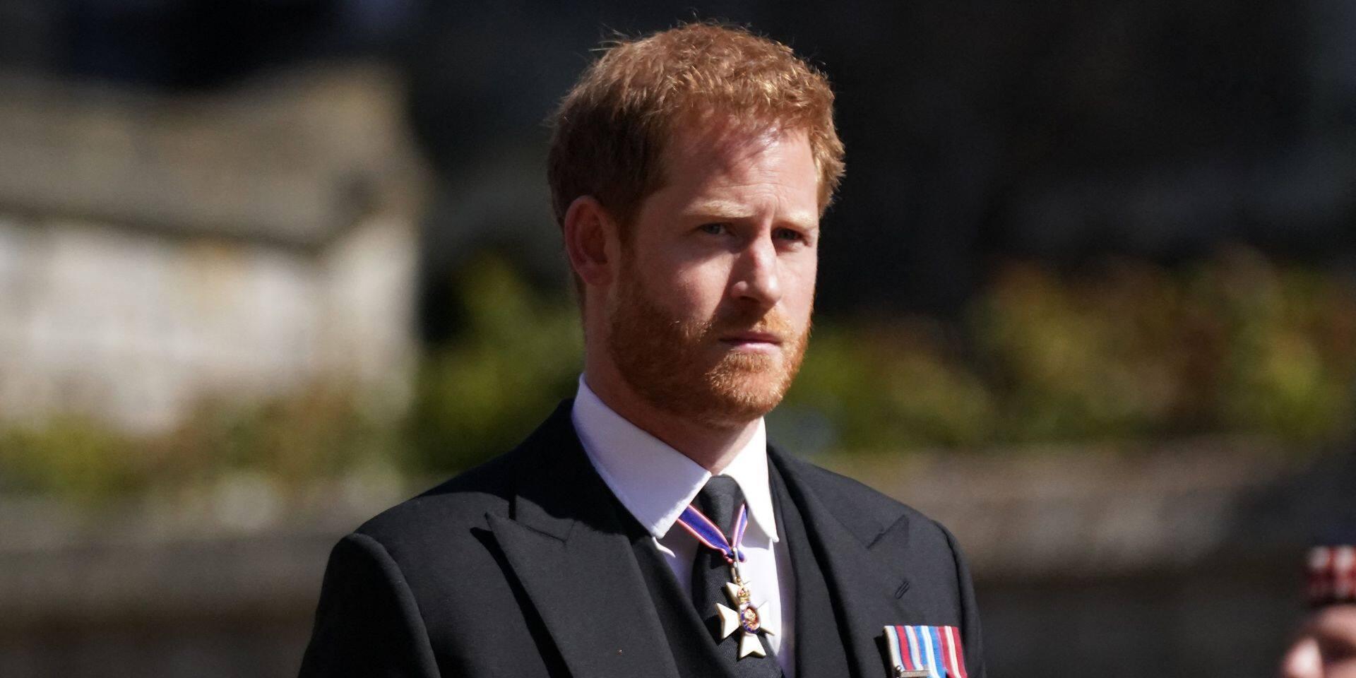 Après les funérailles de Philip, le prince Harry confronté à un dilemme