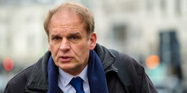 Alain Destexhe privé d'accès aux bâtiments du Conseil de l'Europe - La Libre