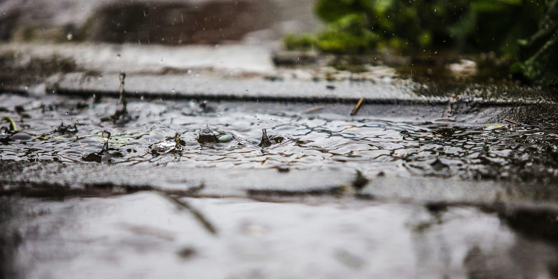 Météo: après le beau temps, la pluie