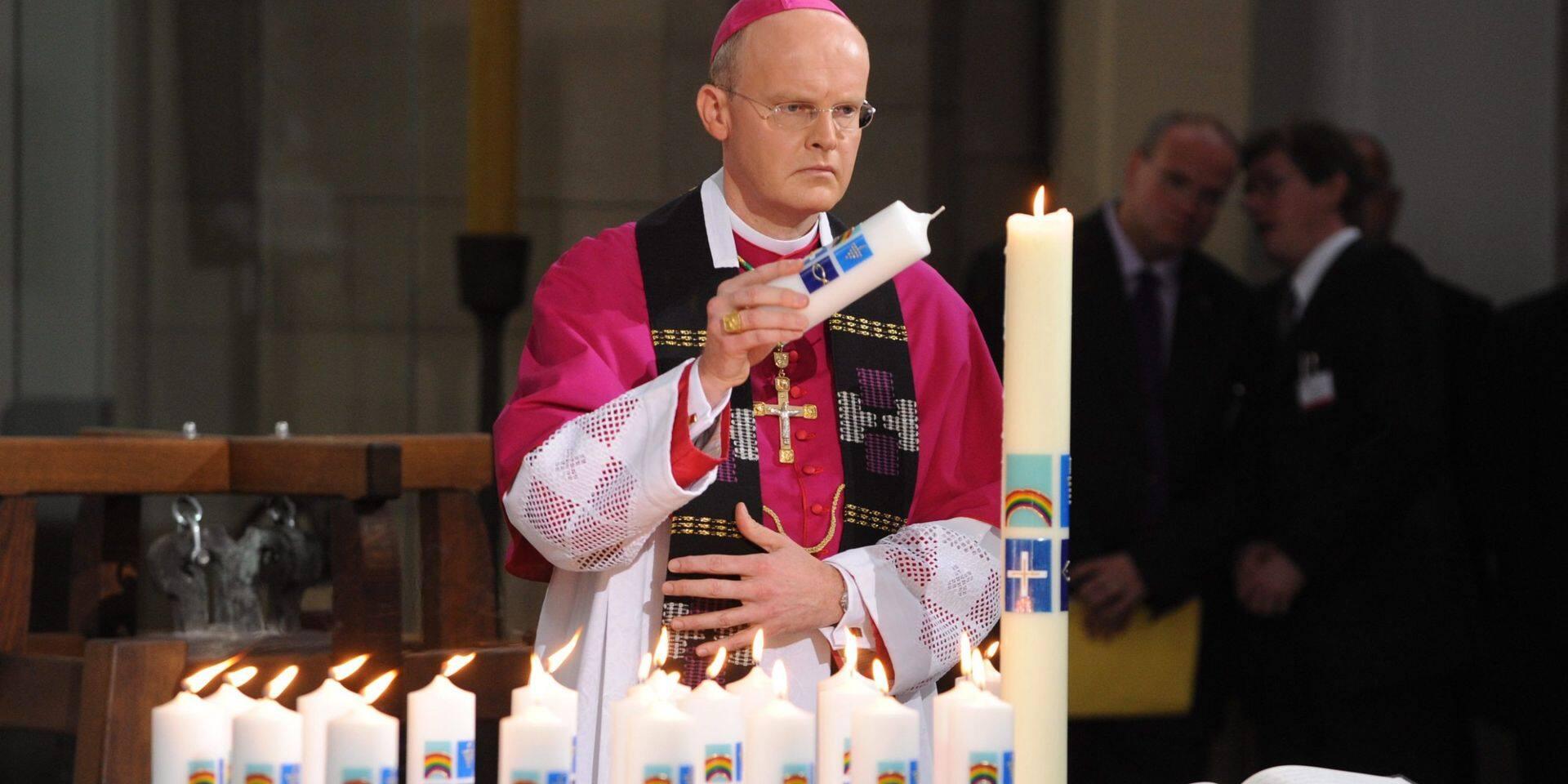 """""""Bénir des couples gays, pourquoi pas?"""": un influent évêque allemand laisse une porte ouverte"""