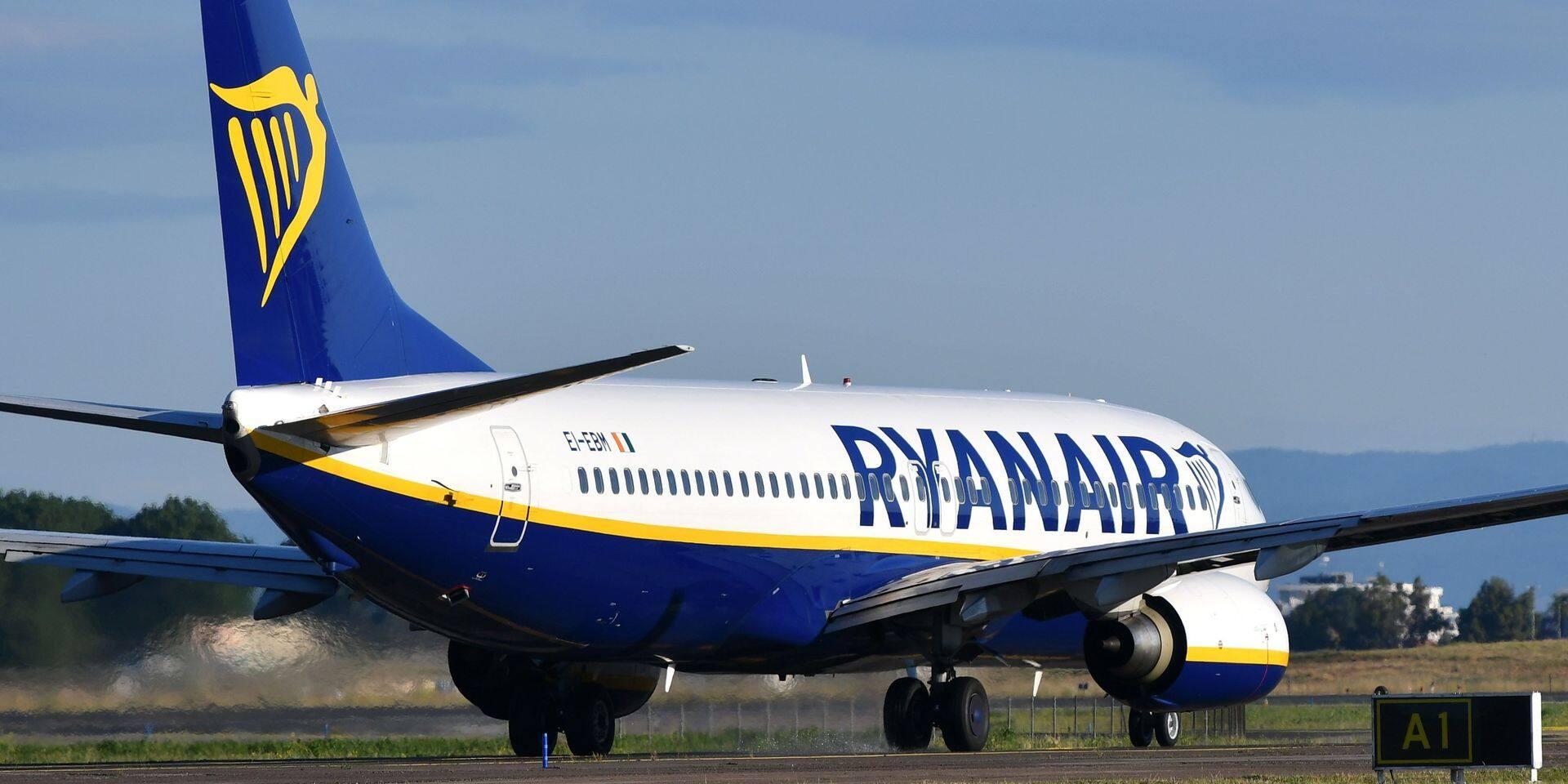 Les syndicats belges en justice contre Ryanair