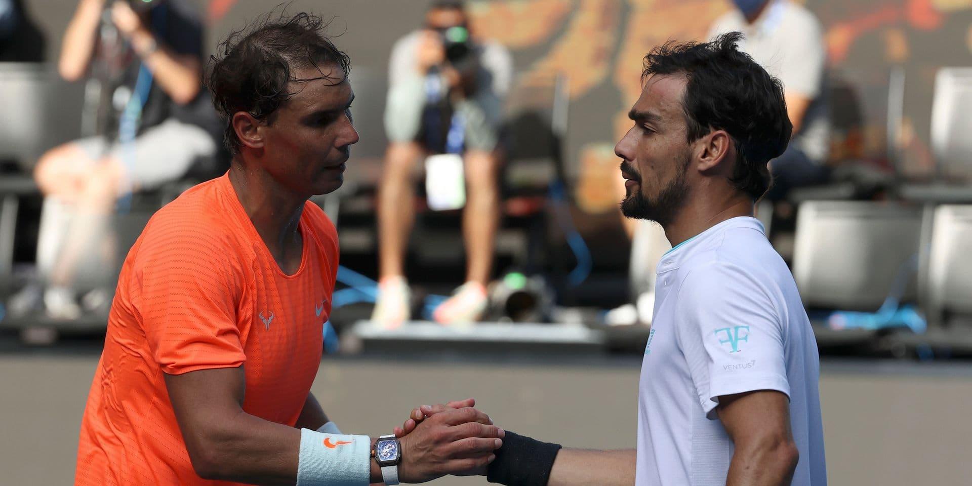 Australian Open: Nadal en grande forme, Medvedev en vitesse, les Américaines en force