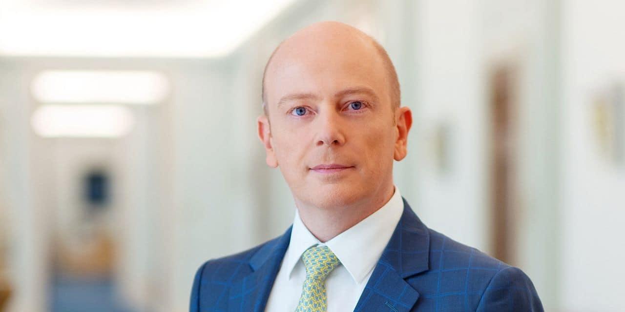 """Tim Hermans, directeur de la Banque nationale de Belgique : """"Le bitcoin peut être une source d'instabilité financière"""""""