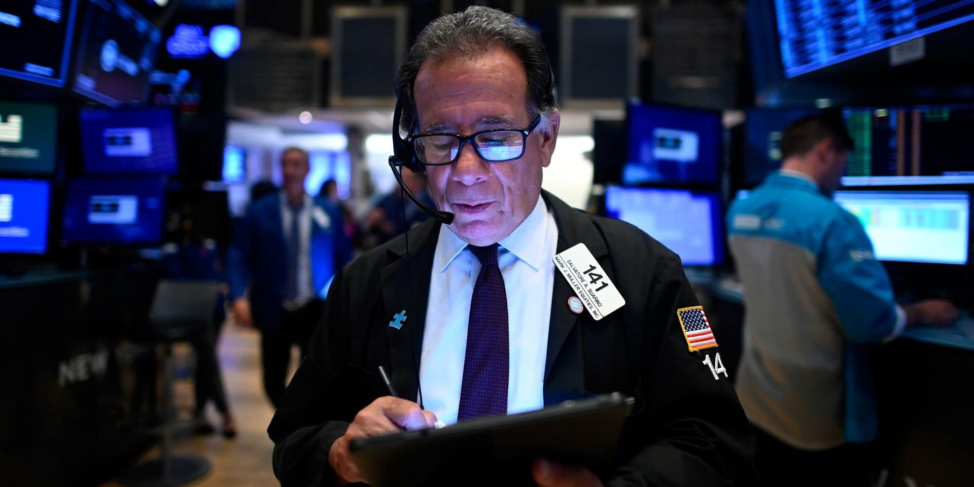 Wall Street, faisant une pause, reste près de l'équilibre