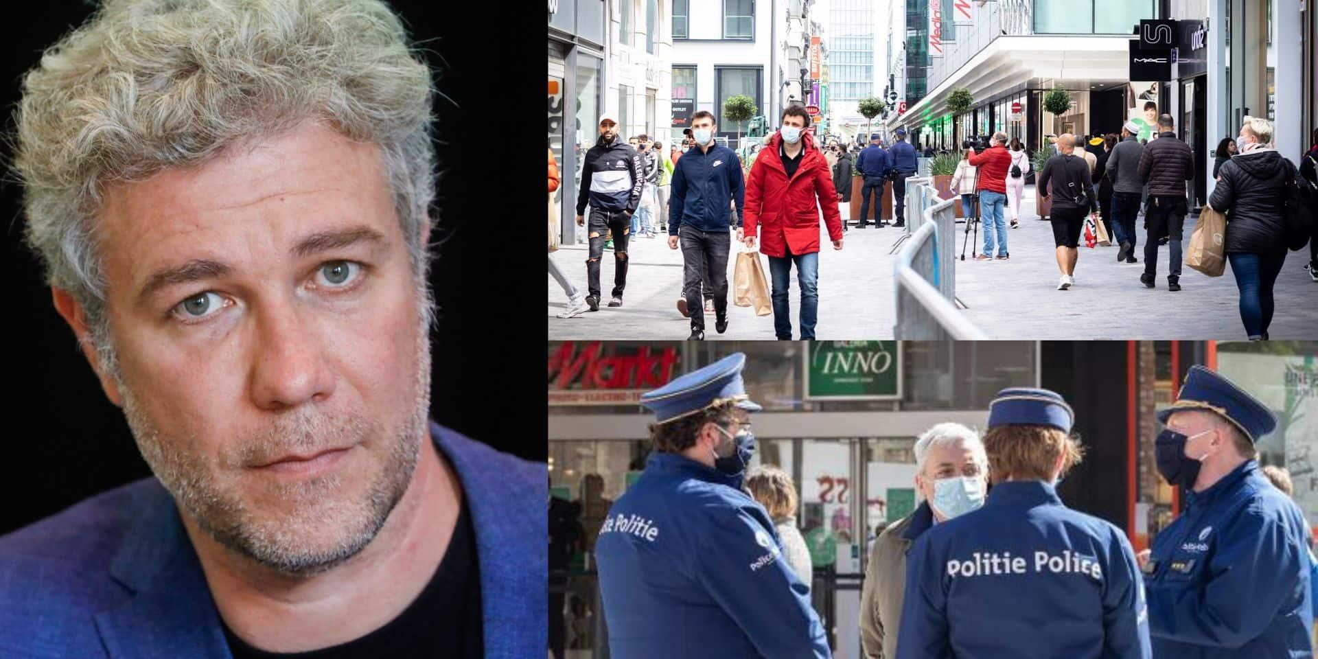Masques, tests...: la Région bruxelloise fait le point sur les mesures prises pour éviter une deuxième vague