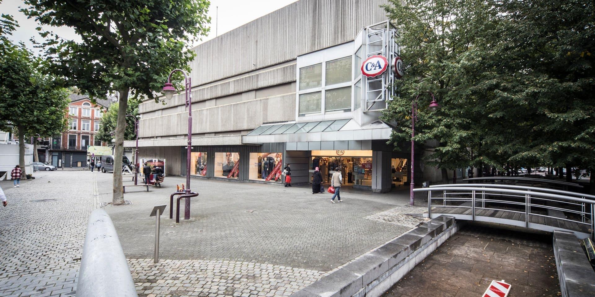 Le centre commercial de Verviers: Oquai ou pas ok ?