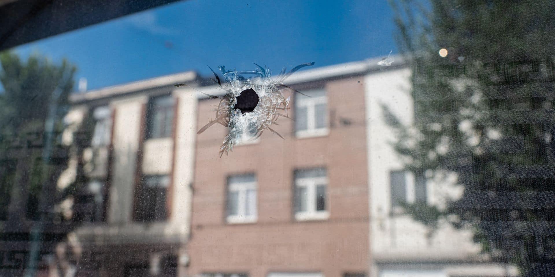 """Guerre de gangs, règlements de compte entre dealers: reportage à Deurne, quartier d'Anvers où """"rien ne va plus"""""""