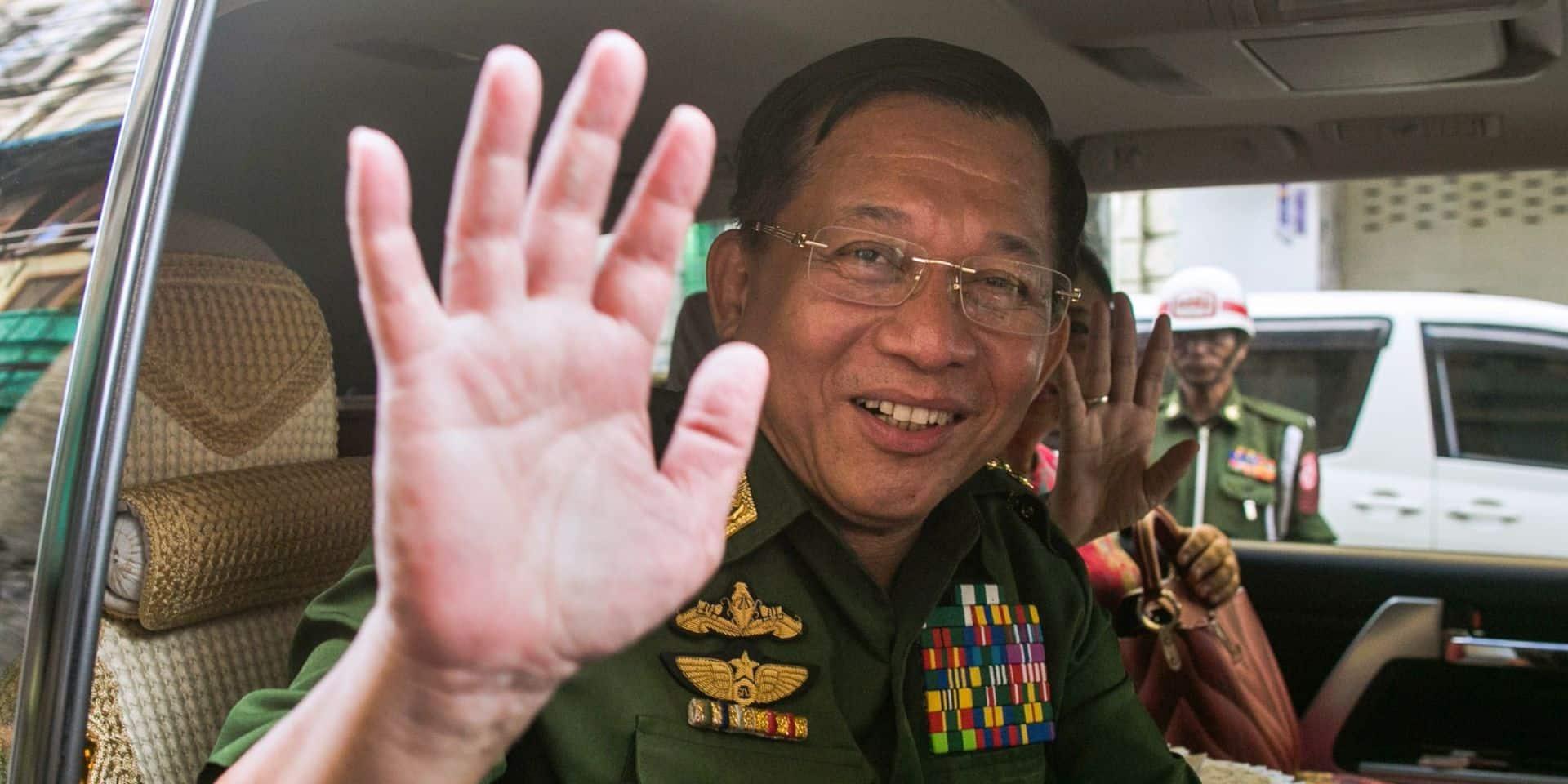 La puissante Tatmadaw et son commandant en chef sont au cœur du coup d'État birman