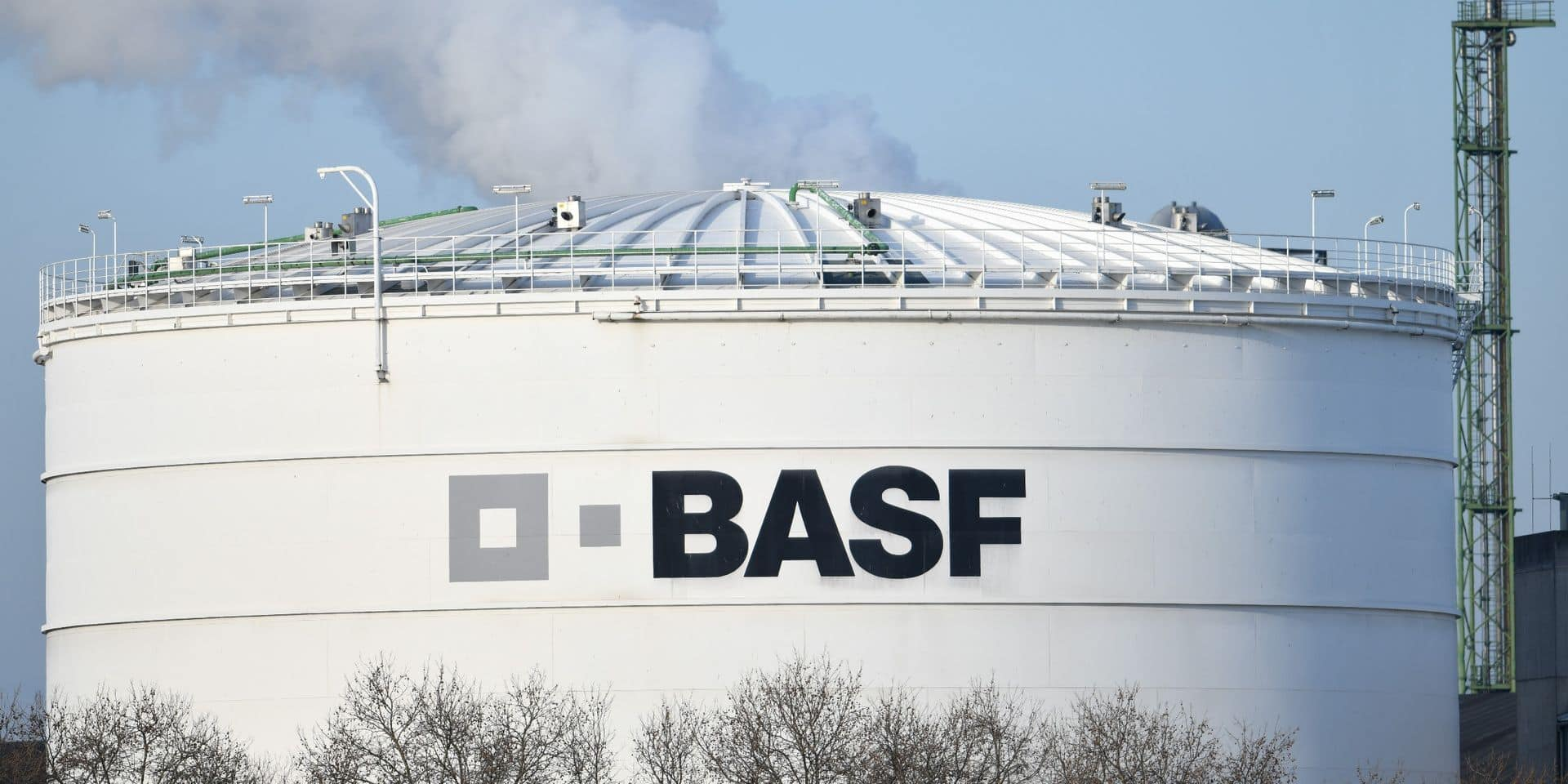 BASF renonce à sa nouvelle centrale au gaz à Anvers