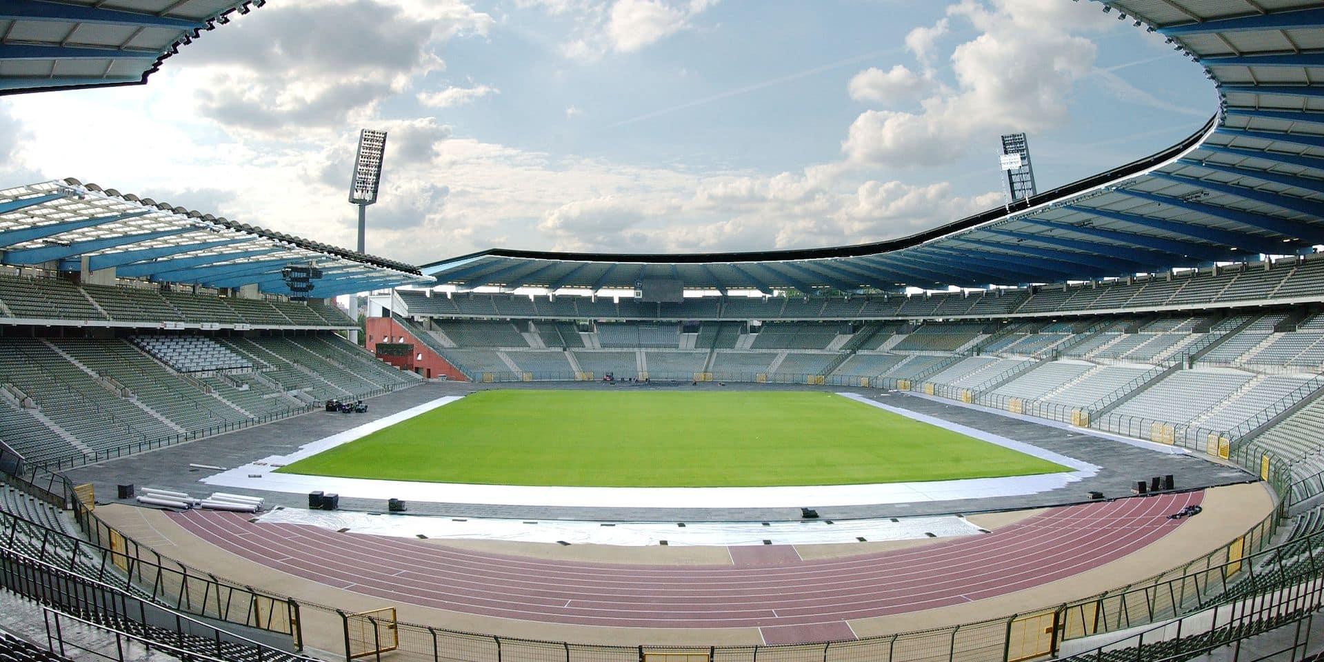 Stade Roi Baudoin.