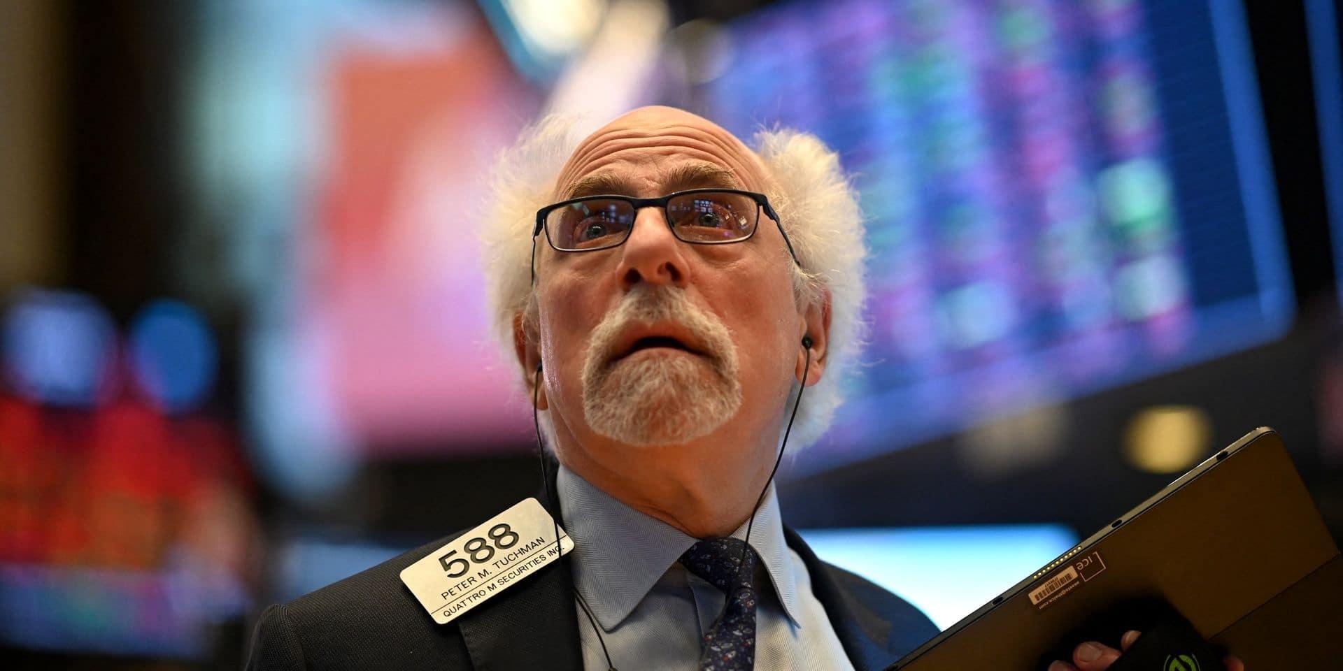 Wall Street indécise après des chiffres de l'emploi quatre fois inférieurs aux attentes
