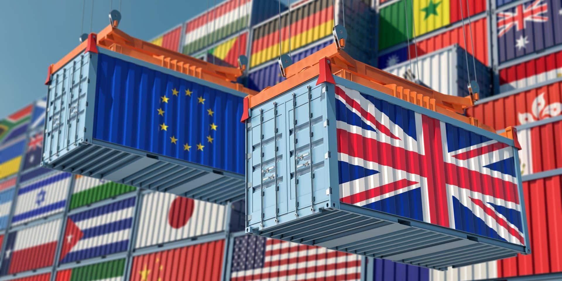 Le commerce entre le Royaume-Uni et l'UE s'effondre en janvier, mais le Brexit n'est pas la seule explication