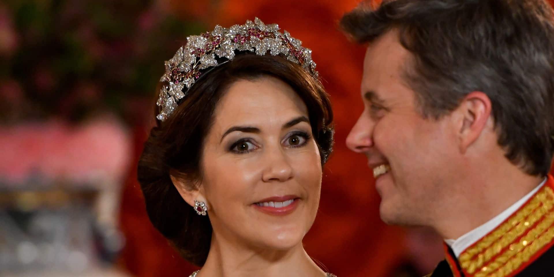 Coronavirus : la princesse Mary de Danemark obligée de s'excuser après un faux-pas