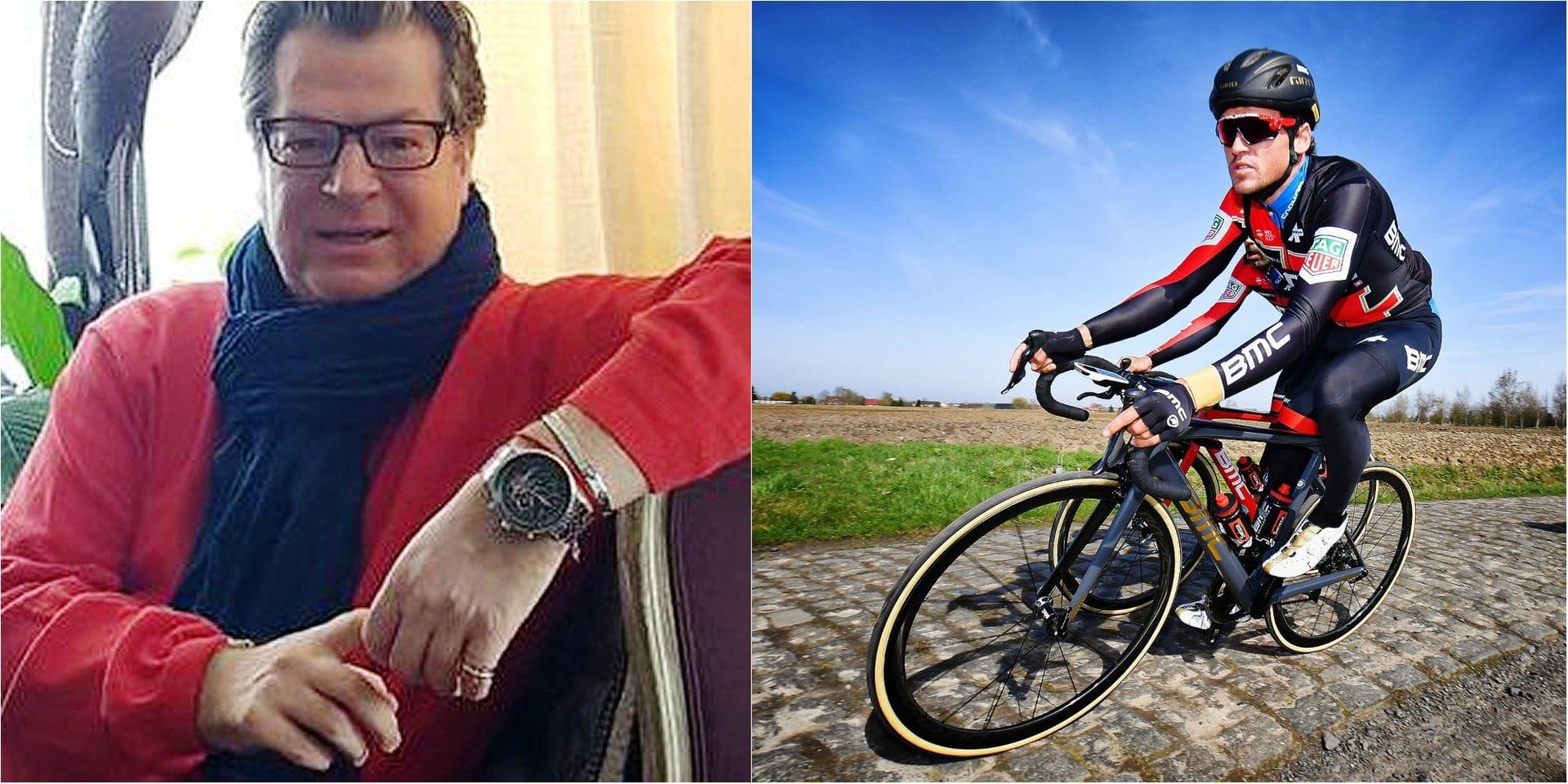 """Serge """"Caméléon"""", l'escroc belge du cyclisme : il voulait monter une équipe avec Van Avermaet, Nibali et Bardet !"""