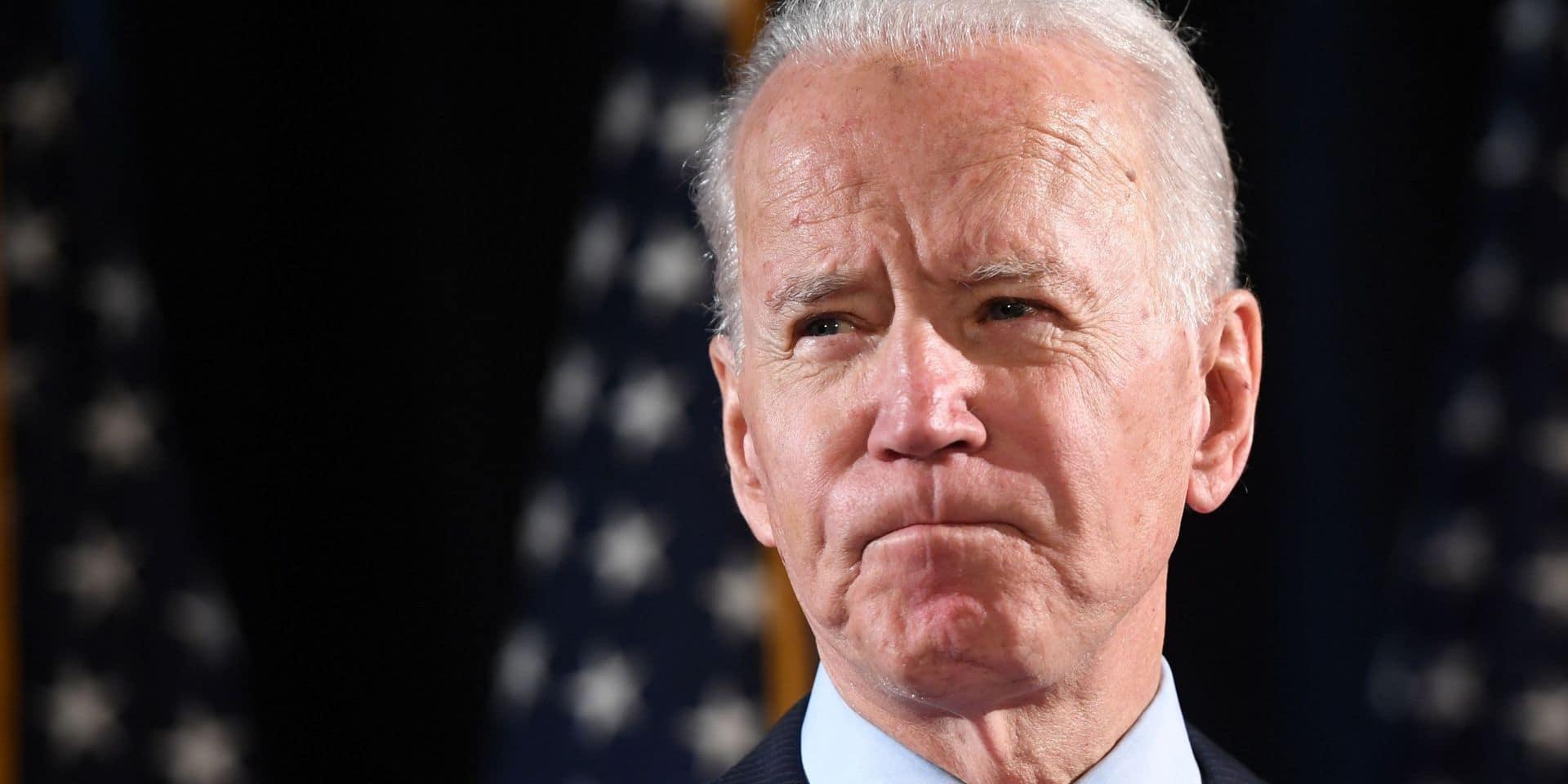 Présidentielle américaine 2020: Joe Biden remporte les primaires démocrates dans l'Ohio