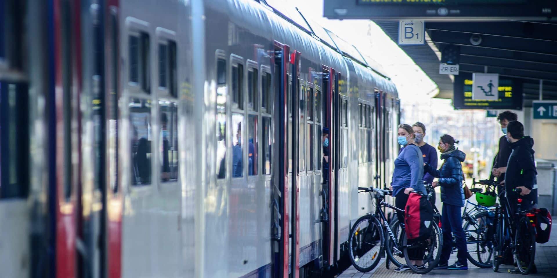 Les 5 et 6 juin, la SNCB va tester des trains directs vers la Côte avec un système de réservation