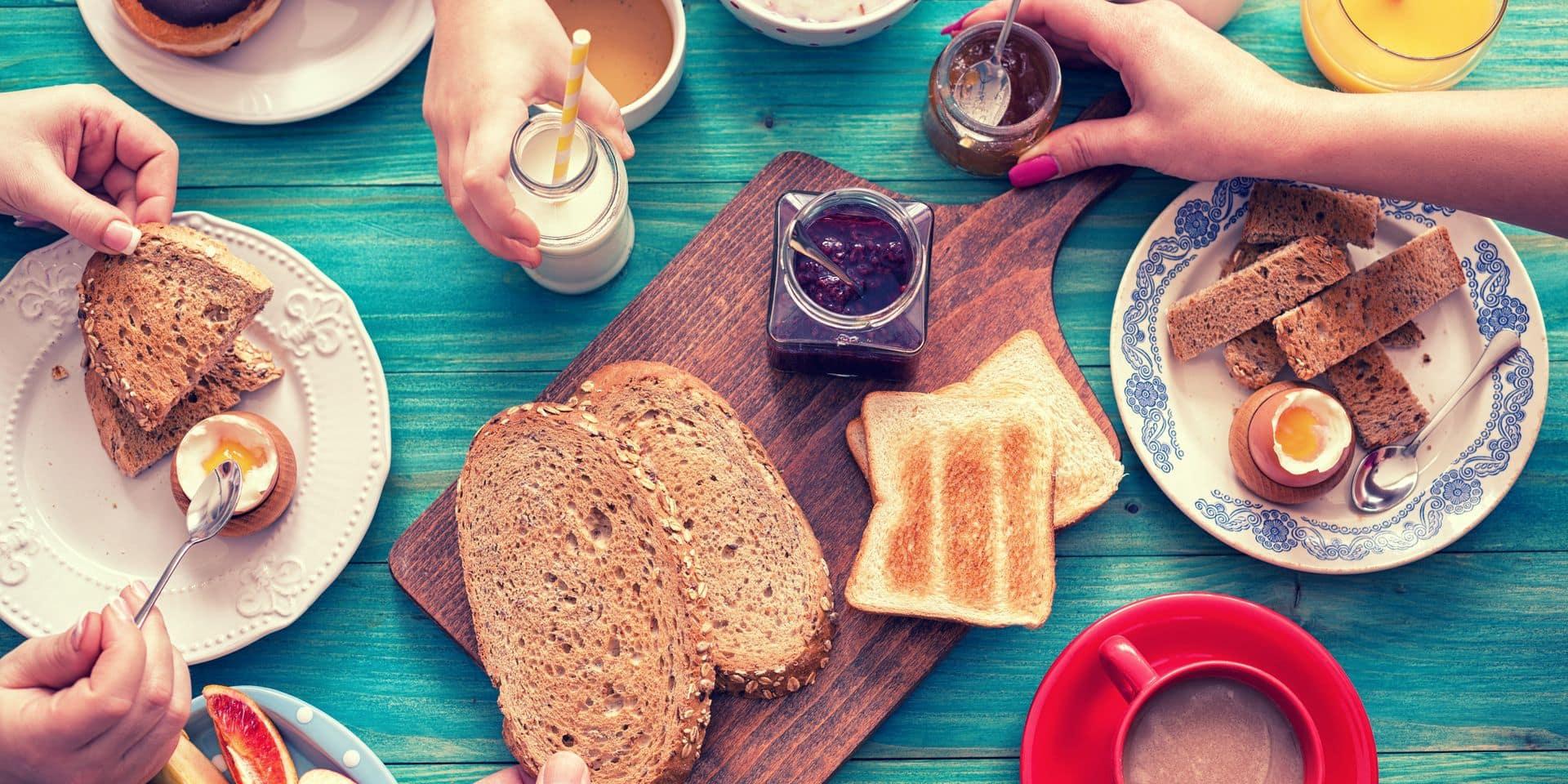 Le Belge zappe de plus en plus souvent son petit-déjeuner, et c'est une très mauvaise idée