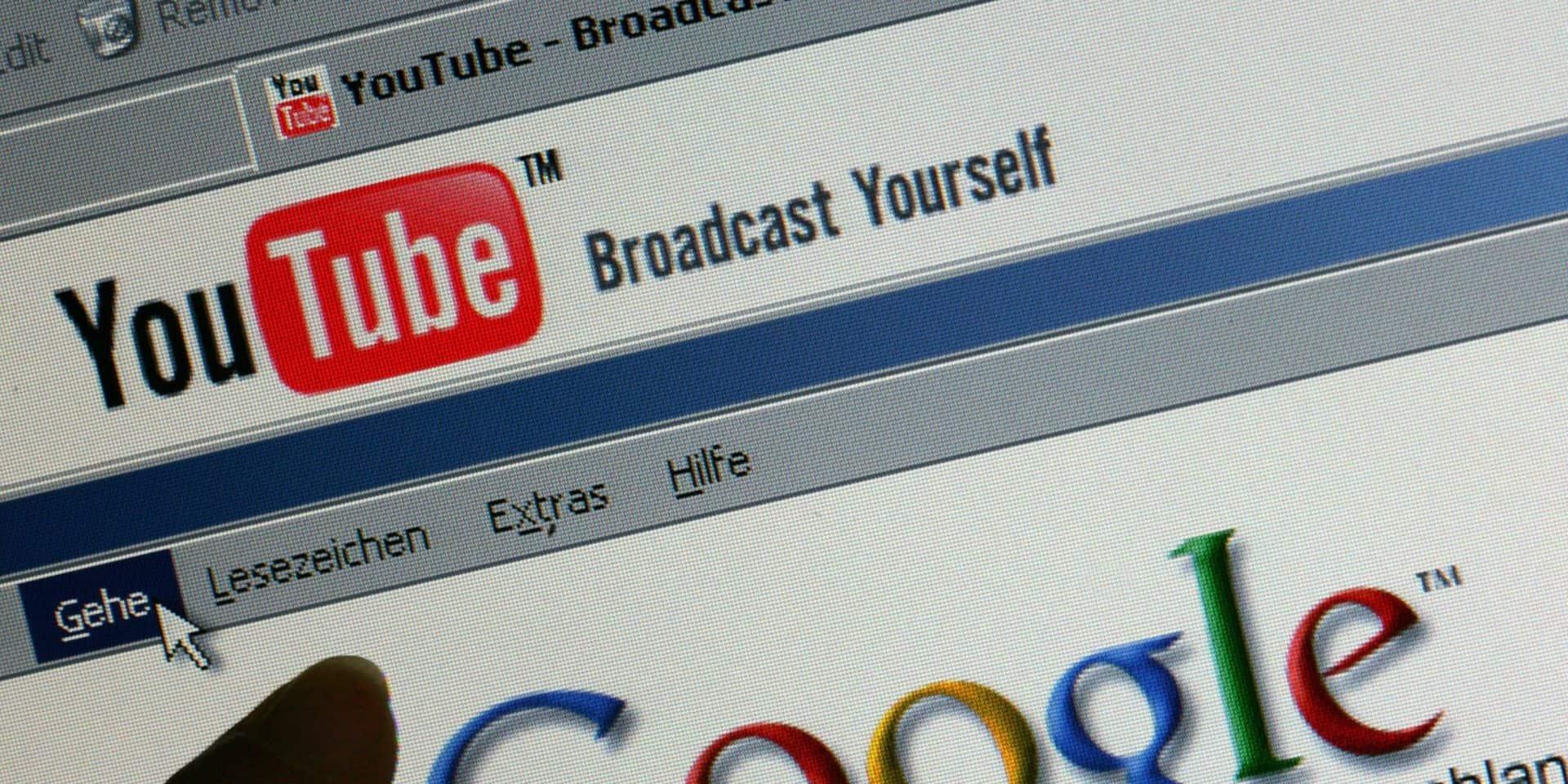 """YouTube assure que le retrait de commentaires anti-Chine est une """"erreur"""""""
