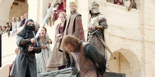 Les chiffres fous de Game Of Thrones : 174.373 morts en sept saisons, seulement… 2 décédés de mort naturelle